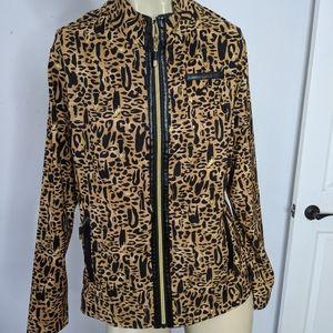 Jamie Sadock - leopard print jacket